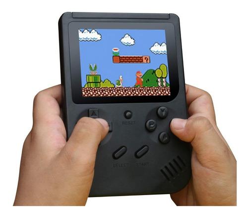 Consola Portatil De Juegos Clasicos 400 Juegos De Nintendo