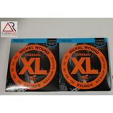 Cuerdas Profesionales  D'addario Bajo Electrico  Exl160-5