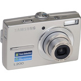 Samsung  Camara Digital 10mp L200 3x Zoom Usada Buen Estado