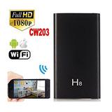 Camara Espia H8 Wifi P2p Monitoreo Desde Celular Tablet