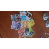 Cartas Pokemon Especiales Y Comunes
