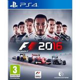 F1 2016 Ps4 Formula 1 2016 Playstation 4 Juego Físico Ps4