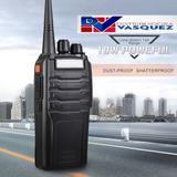 Radio Tactico Baofeng Walkie Talkie 10 Km De Largo Alcance