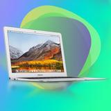 Macbook Air 128gb 13  2017 1,8ghz 8 Ram Core I5 Ingles