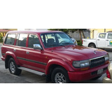 Vendo Flamante Toyota Land Cruiser 4x4 Japones 1994