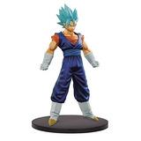 Figrua De Coleccion Goku Gohan Dragon Ball Z Pelo Azul Pvc