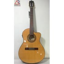 Guitarra Electroacustica Ibañez Ga5tce- Am + Estuche+ Correa