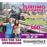 Eje Cafetero Medellín