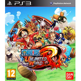 One Piece Unlimited World Red - Digital - Playstation 3