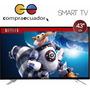 Diggio Televisor Led 43¨ Smart Tv Hd Wifi Android + Obsequio