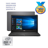 Laptop Portátil Dell Core I5 10ma Gen 8gb 1tb Led 14, I3/i7