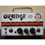 Amplificador Orange Micro Terror 20w Perfecto Estado