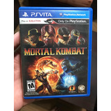 Mortal Kombat Juego Psvita Psp Vita Español Se Hace Envíos