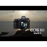 Canon Eos 6d Mark Ii + Lente Ef 8-15 Mm F/4l Fisheye Usm