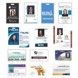 Tarjetas Impresas Pvc, Cordones Impresos, Porta Credenciales