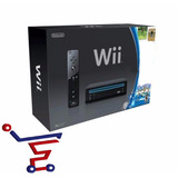 Consola  Nintendo  Wii Negro / Nueva /sellada/electro Compra