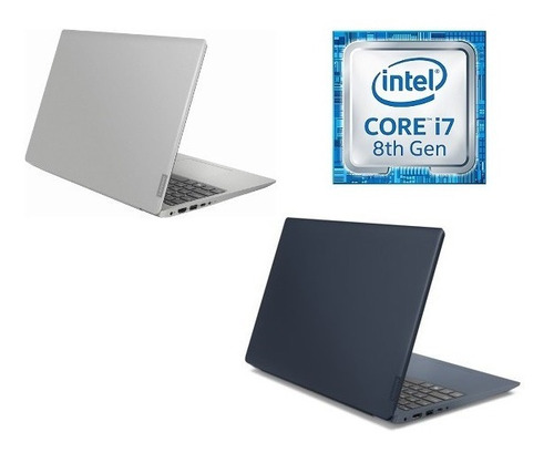 Laptop Lenovo Intel Core I7 8va 1tb 20gb Incluye Iva