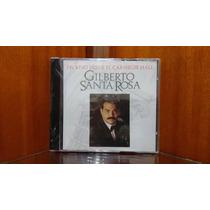 Cds Originales Gilberto Santa Rosa Desde Carnegie Hall