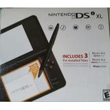 Nintendo Dsi Xl + Juego Sims Mascota