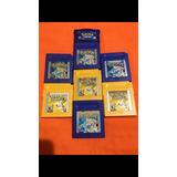 Juegos Gameboy Pokemon Donkey Mario Zelda Banjo