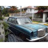 Mercedes Auto Chatarra