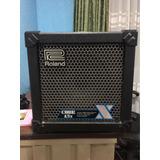 Amplificador Roland 15x Cube