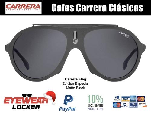 87299c9bd1 Gafas Carrera Flag Edición Especial 100% Originales