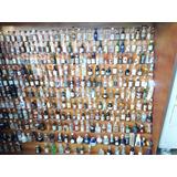 Colección  De Mini Botellas De Licor Vintage