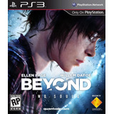 Beyond Dos Almas - Para Ps3 - Digital - Español
