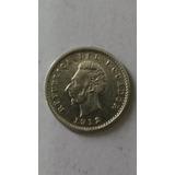 Moneda Decimal Ecuador! Medio Decimo 1912 - Variedad Fcuador