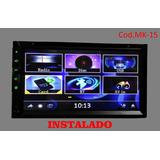 Radio 2 Din Dvd, Bluetooth, Tv, (instalacion Gratis)