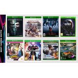 Xbox One Juego Fisico Original Varios Titulos Desd