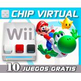 Chip Para Wii A Domicilio + 10 Juegos G R A T I S  -gamecube