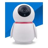 Camara Smart Alexa Wifi Full Hd 1080p 360 Vision Nocturna