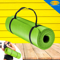 Colchoneta Antideslizante Yoga Ejercicios 183 X 61 X 1.5 Cm