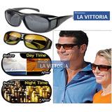 Gafas Lentes Vision Hd Nocturno Anti Reflejo Proteccion Uv