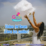 Globos De Los Deseos, Globos De Luz, Globos De Cantoya