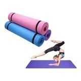 Combo Mat Colchoneta De Yoga Economica Colores - Mr Price