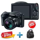Camara Canon Sx410 20mp 80x Zoom Plus Hd 10/10 + Regalo!!!