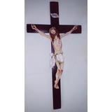 Escultura Religiosa ( Cristo Crucificado )