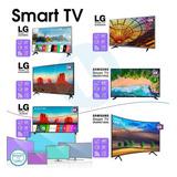 Televisor Smart Tv Lg Samsung 32 43 49 50 55 Pulgadas 4k Hd
