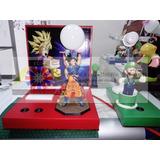 Lamparas Led  Mario Bros  Dragon Ball Z  Anime - Inelges