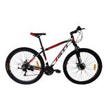 Bicicleta Aro 29 Gti Cambodia Aluminio 21 Velocidades 2020