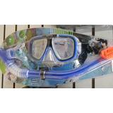 Intex Set Reef Visor +snorkel