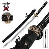 Espada Samurai Katana Afilada Acero De Carbono