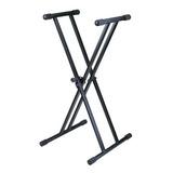 Base Soporte Pedestal Soporte Tipo Tijera Para Teclado Piano
