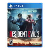 Resident Evil Ps4 Físico Nuevo /sellados/ Electr Desde