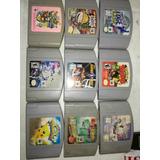 Juegos Nintendo 64 Promo N64compras 2 Lleva 3ero Gratis Nes