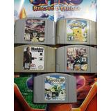 5 Juegos Para Nintendo 64