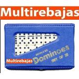 Juego De Domino Set De 28 Economico